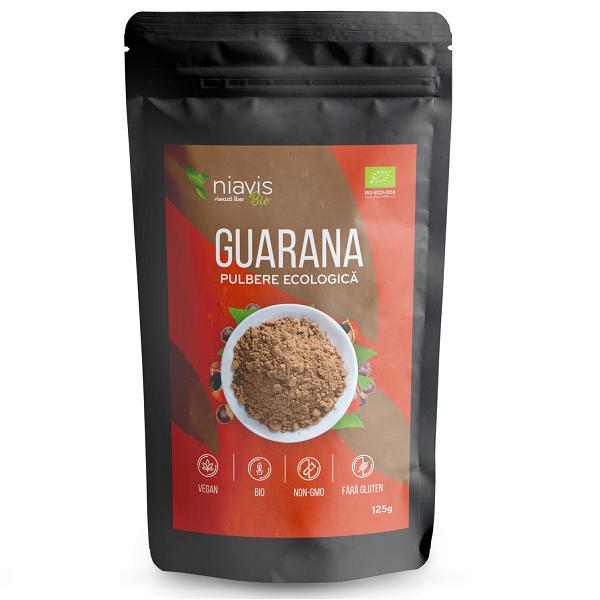 Guarana Pulbere Ecologica/Bio - 125 g [0]