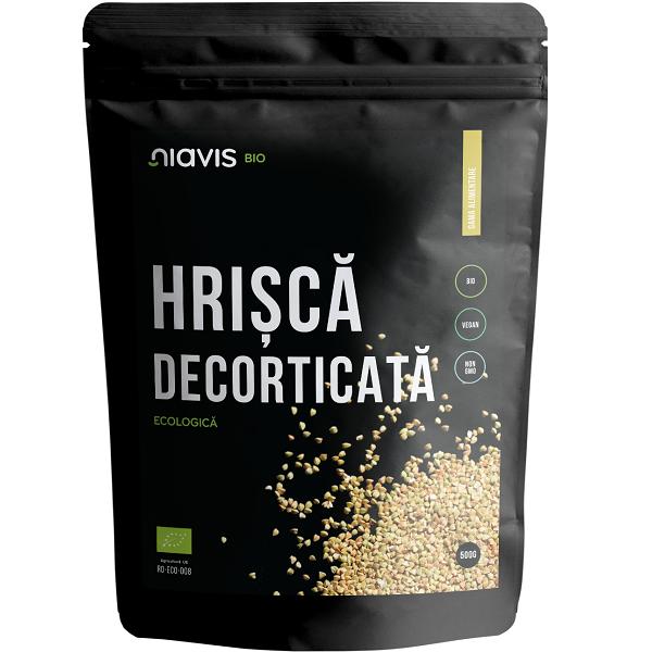 Hrisca Decorticata Ecologica/BIO - 500 g [0]