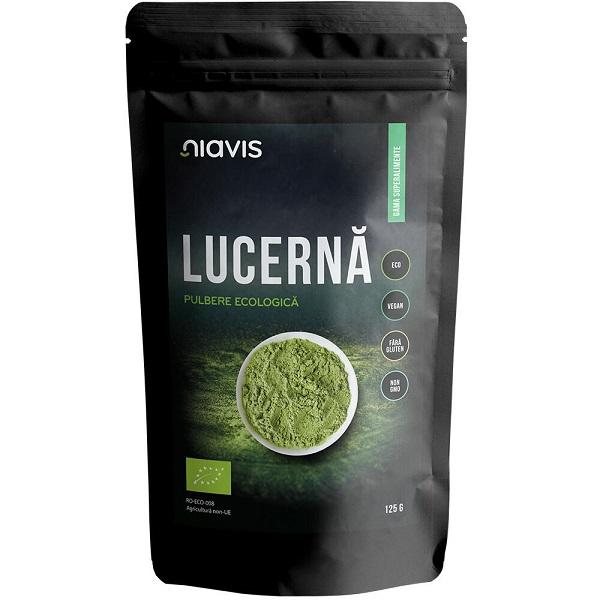 Lucerna Alfalfa Pulbere - 125 g [0]