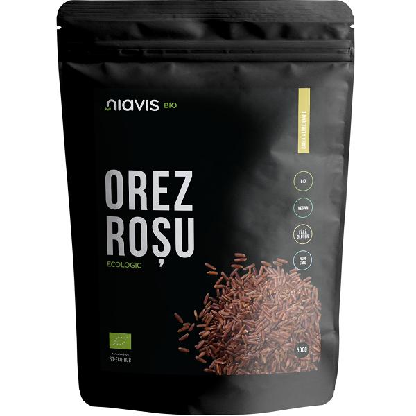 Orez Rosu Ecologic/BIO - 500 g [0]