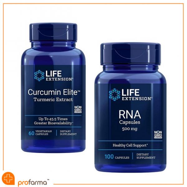 Pachet pentru Imunitate si Raspuns Sanatos la Inflamatii (Antiinflamator), Life Extension – Set [0]