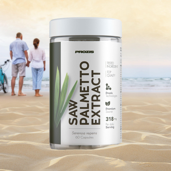 Extract de Palmier Pitic, Saw Palmetto Extract 60 capsule [4]