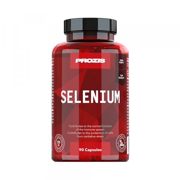Seleniu, Prozis Selenium - Hair, Skin and Nails 90 caps [0]