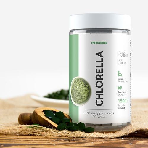 Chlorella 1500 mg - 90 cpr [4]