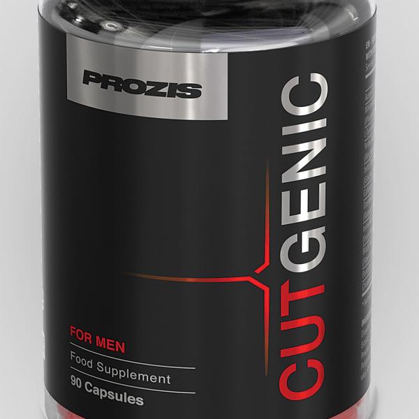 Supliment alimentar pentru arderea grasimilor, Prozis CutGenic for Men 90 caps [1]