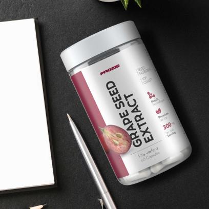 Extract seminte de struguri, Prozis Grape Seed Extract 300mg 60 caps [1]