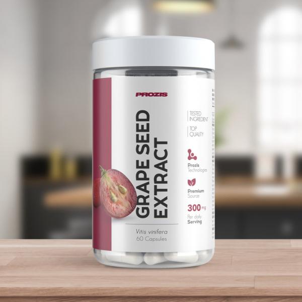 Extract seminte de struguri, Prozis Grape Seed Extract 300mg 60 caps [3]