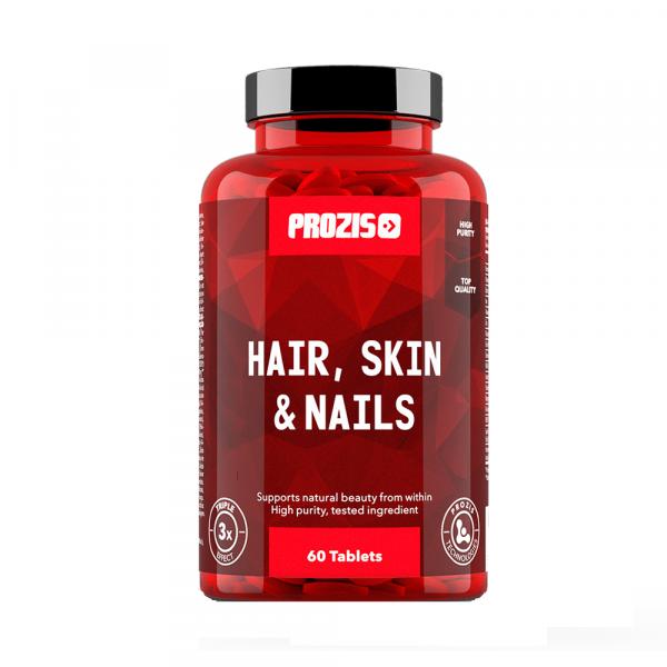 Complex pentru Piele, Unghii si Par, Hair, Skin & Nails - 60 cpr [0]