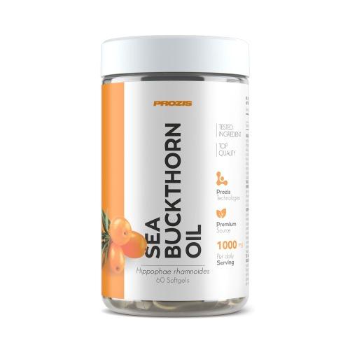 Ulei de Catina, Sea Buckthorn Oil 500 mg - 60 cps moi [0]
