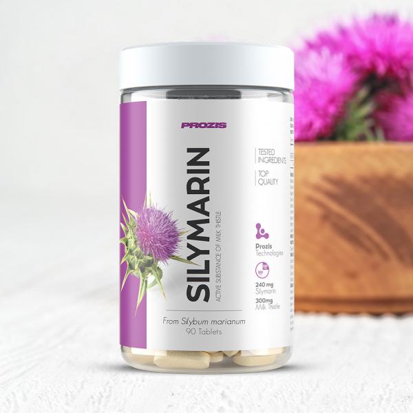 Silimarina, Prozis Silymarin 90 tabs [2]