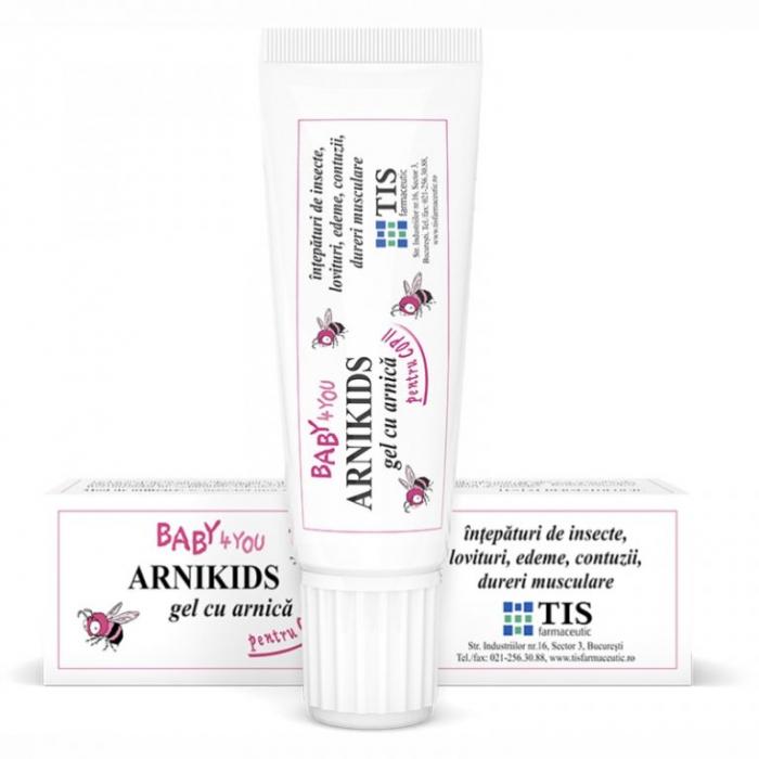 Arnikids, Gel cu Arnica pentru copii - 20 ml [0]