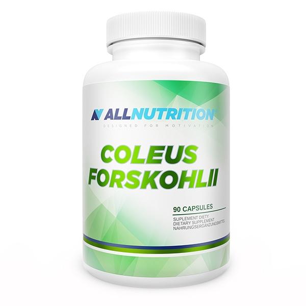 Arzator de grasimi, Forskolin, Coleus Forskohlii 200 mg (20 mg salidroside) - 90 capsule (90 doze) [0]