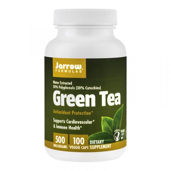 Green Tea 500mg 100 capsule vegetale [0]