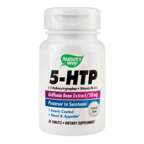 5-HTP 30 tablete filmate gastrorezistente [0]