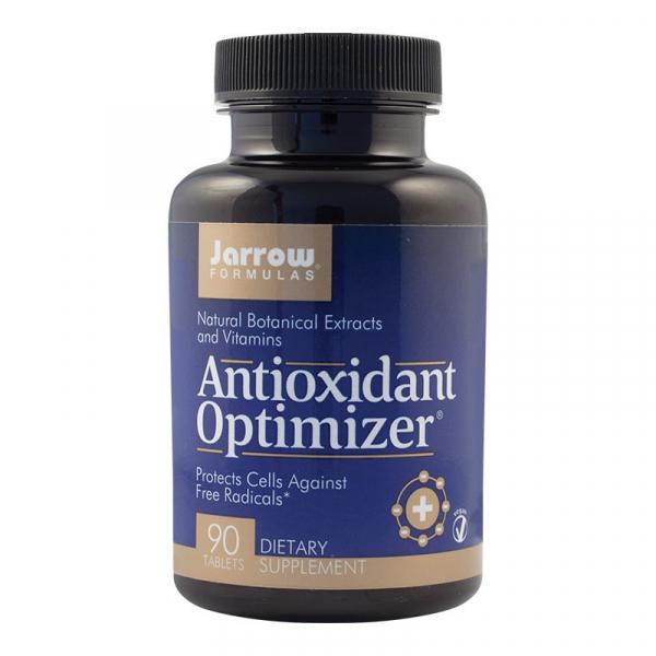 Supliment alimentar, Antioxidant Optimizer - 90 tablete [0]