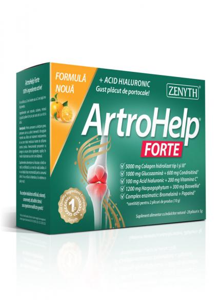 Zenyth ArtroHelp Forte (portocale) - 28 plicuri [0]