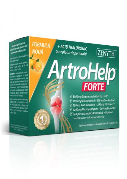 ArtroHelp Forte (portocale) - 14 plicuri [0]