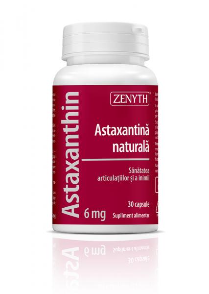 Supliment alimentar, Zenyth Astaxanthin (6 mg) - 30 capsule [1]