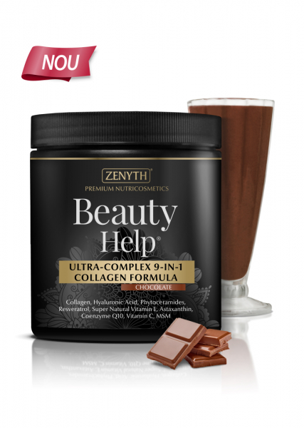 Supliment alimentar, Beauty Help Chocolate - 300 g [1]