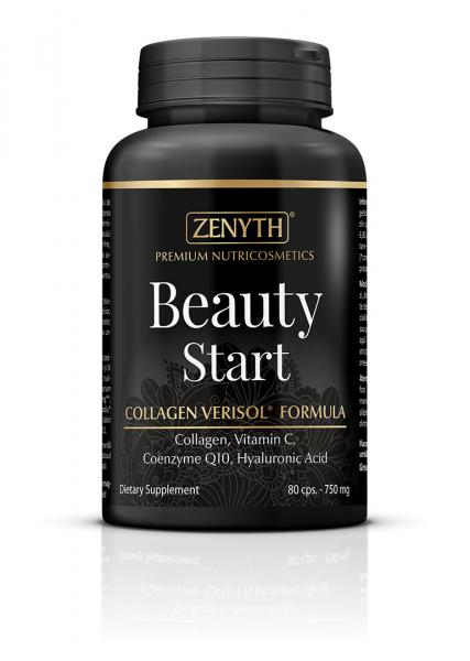 Supliment alimentar, Beauty Start (750 mg) - 80 capsule [0]