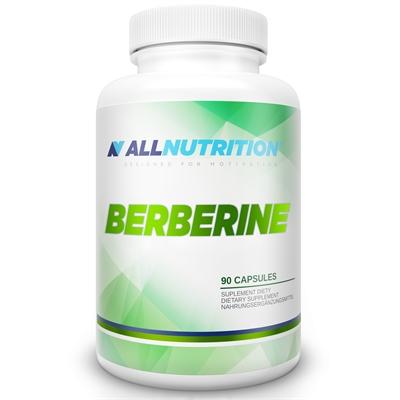 Supliment alimentar, Berberine HCL (Berberina), 500 mg - 90 comprimate (90 doze) [0]