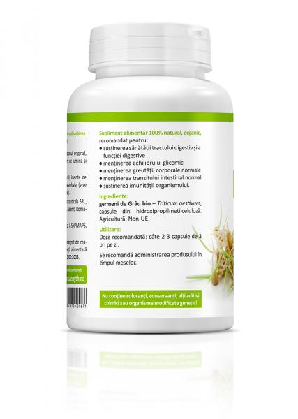 Bio Grau Germeni (600 mg) - 60 capsule [1]