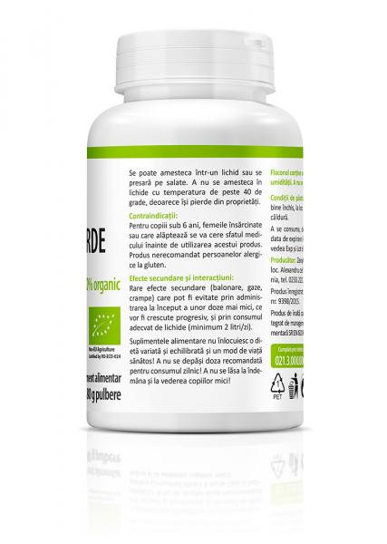 Bio Grau Verde - 80 g (pulbere) [3]