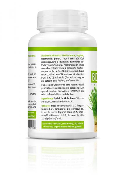 Bio Grau Verde - 80 g (pulbere) [1]