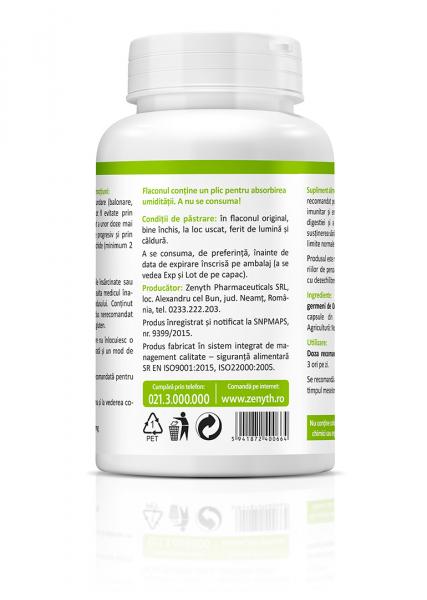 Bio Orz Germeni  (650 mg) - 60 capsule [2]