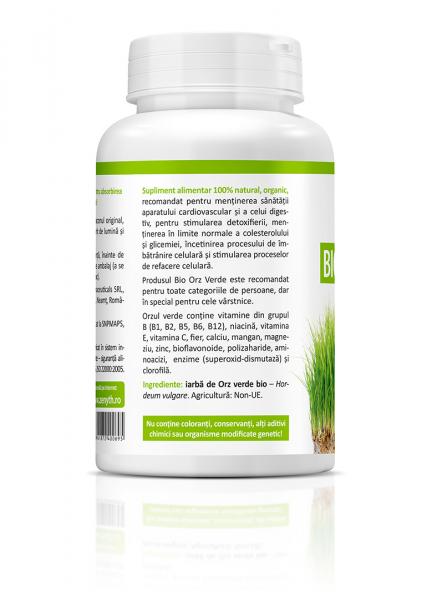 Bio Orz Verde - 80 g (pulbere) [1]