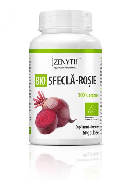 Bio Sfecla Rosie - 60 g (pulbere) [0]