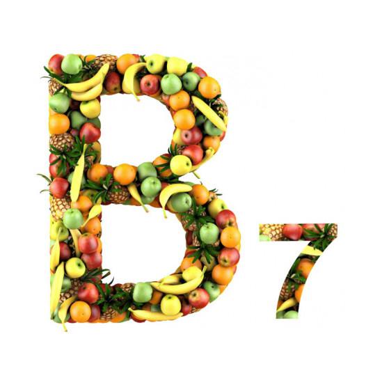 Supliment alimentar, Biotina VEGE (2500 mcg) - 90 capsule [2]