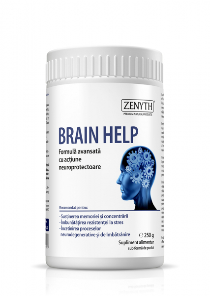 Supliment alimentar, Brain Help - 250 g [0]