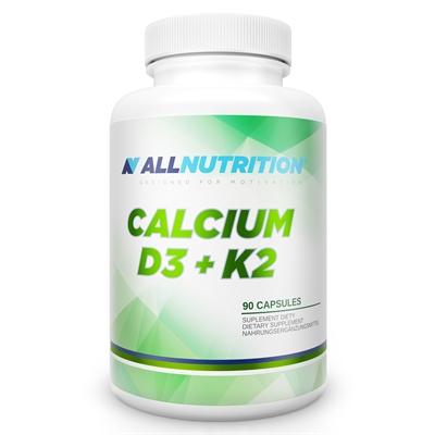 Supliment alimentar, Adaptogen, Calciu (750 mg)+ Vitamina D3 si K 2 - 90 capsule (45 doze) [0]