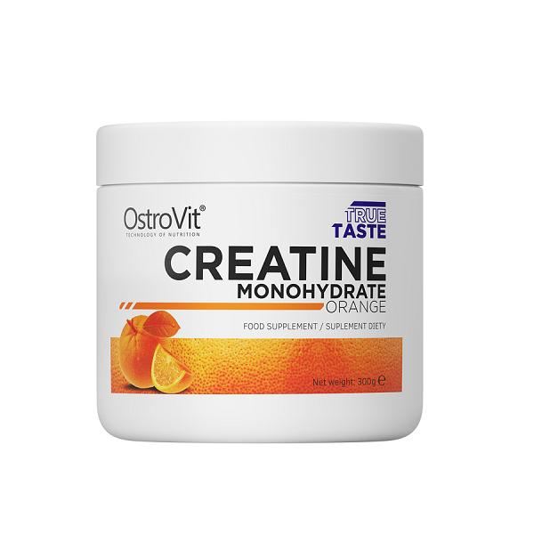 Creatina Monohidrata (2199 mg), OstroVit Creatine Monohydrate - 300 g (120 doze) - Orange [0]