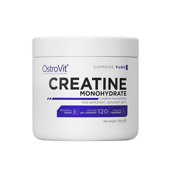 Creatina Monohidrata (2500 mg), OstroVit Supreme Pure Creatine Monohydrate - 300 g (120 doze) [0]