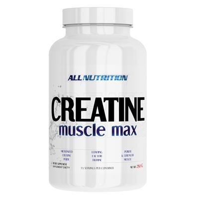Creatina Monohidrat Pudra 2700 mg, Creatine Muscle Max - 250 g (83 doze) [0]