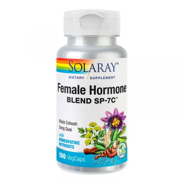 Female Hormone Blend 100 capsule vegetale [0]