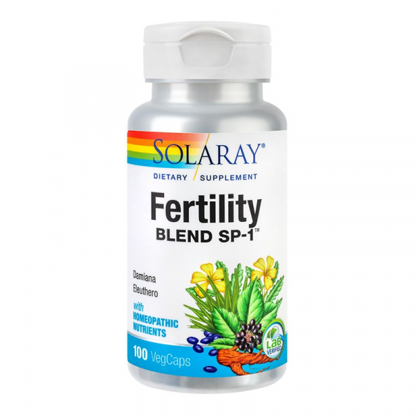 Supliment alimentar, Fertility Blend - 100 capsule [0]