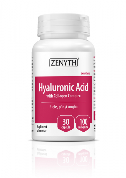 Zenyth Hyaluronic Acid with Collagen Complex – 30 capsule [0]