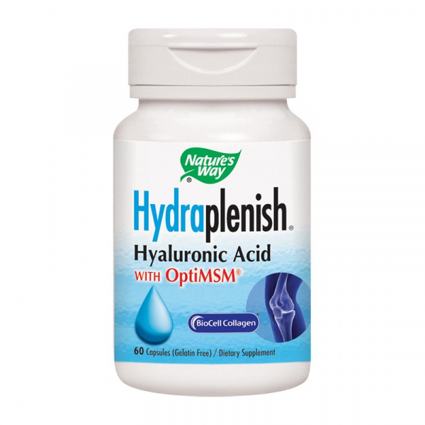 Hydraplenish Plus MSM 60 capsule vegetale [0]