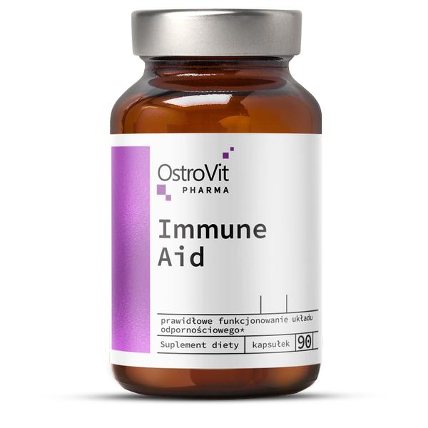 Complex pentru Imunitate, OstroVit Pharma, Immune Aid - 90 capsule (30 doze) [0]