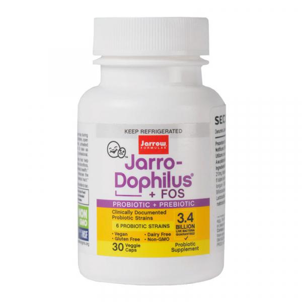 Jarro-Dophilus +FOS 30cps 30 capsule vegetale [0]