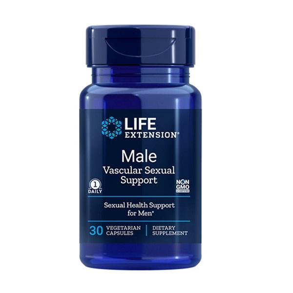Complex pentru Potenta si Vitalitate Sexuala, Life Extension Male Vascular Sexual Support - 30 capsule (30 doze) [0]