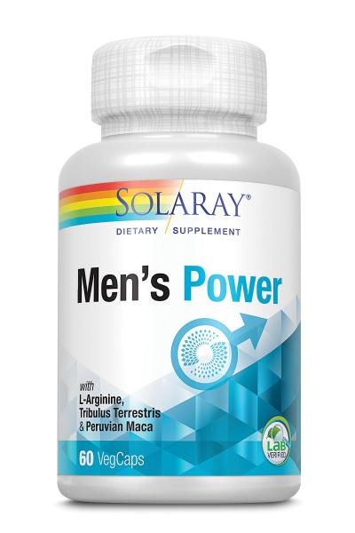 Men's Power flacon cu 60 capsule vegetale [0]