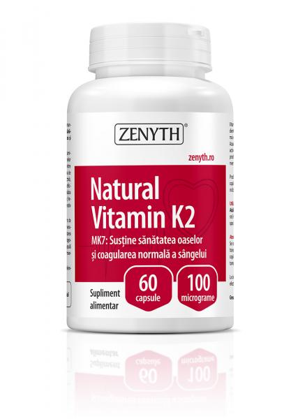 Natural Vitamin K2 (100 mcg) - 60 capsule [0]