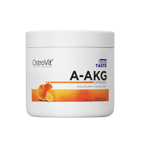 Supliment alimentar, Arginina Alfa-Ketoglutarat, OstroVit A-AKG - 200 g (40 doze) [0]