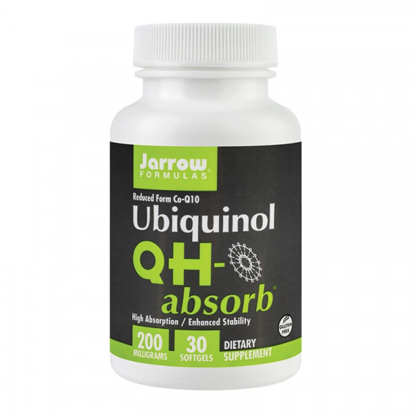Supliment alimentar, QH-absorb (Co-Q10 200 mg) - 30 capsule [0]