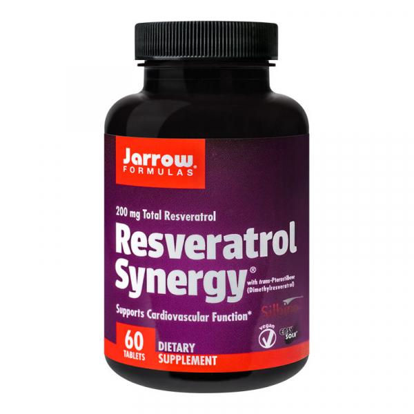 Resveratrol Synergy 200 60 tablete Easy-Solv [0]