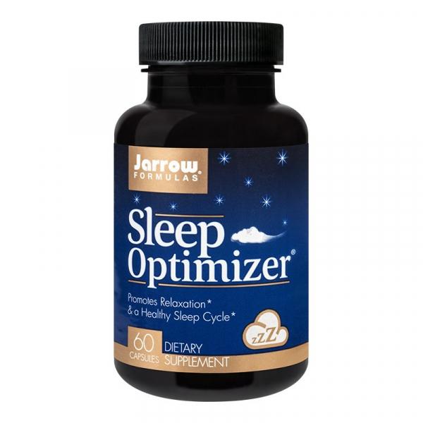 Supliment alimentar pentru Somn Linistiti, Sleep Optimizer - 60 capsule [0]